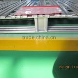 Euro standard two sided steel pallet/steel tray