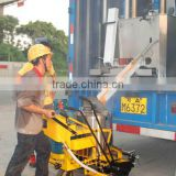 thermoplastic road marking paint single hot melt paint melter kettle with high efficiency