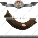 China supplier agriculture machinery parts auto brake shoe