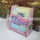children funiturer student bookcase child bookshelf/kids Cartoon Design Moveable simple Bookcase