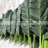 fake palm leaf factory new product fake leaf cheap top sale Artificial palm branch