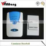 WB-401A Wireless Remote Control Doorbell