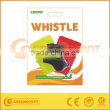 whistle/Soccer Training Accessories/Easy portable/