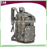 Waterproof nylon ACU camouflage military backpack tactical
