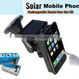 Solar Supply Handsfree Speaker Mobile Phone Accessories Holder