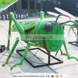 KAWAH Decorative animatronic insect for shopping mall
