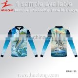 Healong Latest Design Hunting And Fishing Clothes, Design For Tournament Fishing Shirts