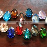 AAA quality crystal beads fancy stone buttons