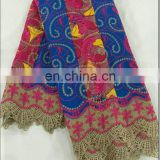 african print wax lace WL021