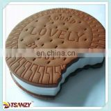 funny cookie shape memo block pad