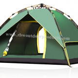 3-4 People Multi-select  Automatic Tourist Tent