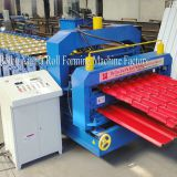 double glazed tile and trapezoidal forming machine