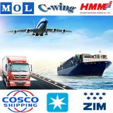 freight forward sea shipping from Shanghai /qingdao/shenzhen/yiwu/qingdao China to Europe USA