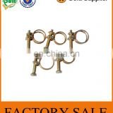 JG Wire Formed Spring Pipe Clamps,Double Wire Hose Clamp, Hose Clip