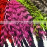 Wholesale Grizzly Rooster Feathers Hair Extensions