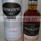 Oupusen 700 ml Glengoyne Cask strength single malt scotch whisky