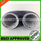 Ventilation Flexible aluminum foil air duct hose Image