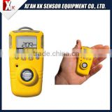 Small size yellow gas detector gas analyzer for CO H2S O2 multi gas detector by Honeywell