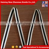 Wholesale natural cotton non elastic woven strap webbing for bag handle                                                                         Quality Choice