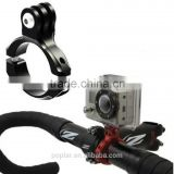 Bicycle/Bike/Motorcycle Handlebar Gopros Handle bar mount for Heros HD Heros 2 Heros 3 Her0 3+ Gopros accessories