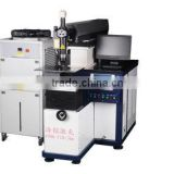 Hailei Manufacturer laser welding machine laser welder power 400W welding electrode making machine