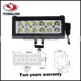 36W bar led working light/ led working lamp for forklift/ truck/ fine engine/ motorcycle
