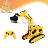 5 CH remote control excavator car with light, rc car, rc juguetes                                                                         Quality Choice