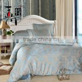 Cool Feeling Jacquard Tencel Bedding set For Summer                                                                         Quality Choice