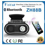 Wireless Aux USB Steering Wheel Bluetooth Car Kit For Mobile Phone, Bluetooth Handsfree Car Kit