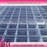 hot-dipped galvanised reinforced welded wire mesh panel