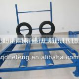 foldable tyre storage rack