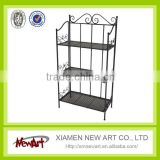 cheap price wholesale metal iron home furniture book shelf                                                                         Quality Choice