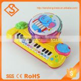 Multi-function plastic piano instrument baby musical toys