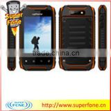 Rugged Android 4.2 Phone 3.5 Inch Screen Dual Core CPU rugged waterproof cell phone S922