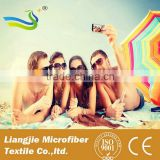 High Quality Promotion Beach Towel, Jacquard Microfibre Beach Towel, Baby Hooded Beach Towel