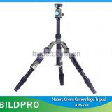 BILDPRO SLR Tripod Professional Camera Tripod Stand Video Tripod With Monopod Selfie Stick