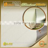 European style wholesale heat barrier sun screen roller shade fabric with polyster material factory