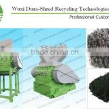 High quality brand new low price waste tyre rubber powder grinder machine for sale in tire recycling plant
