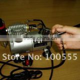 AC Mini Air Compressor airbrush compressor for tatoo makeup DH18K-2 (GS, CE, ROHS, ETL, CETL)