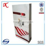 Alibaba China Supplier Brown Kraft Paper Bag Seed Paper Bag
