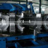 Plastic Double Wall Corrugated Pipe Extrusion Line