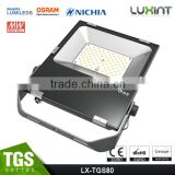 5 Years Warranty,Competive price,>100lm/w, CE Rohs Approved,Meanwell Driver, slim Design,,200W LED Flood Fixtures