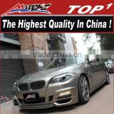 2011-2015 5 Series wald body kit the highest quality PU/Carbon Fiber Body Kits for BMW F10