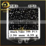 new product nano gemstone black nano crystal stone                                                                         Quality Choice