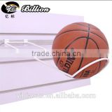 Reatil metal ball hooks basketball football display rack