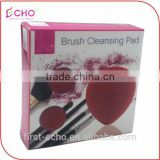 Makeup Brush Cleaning Mat, Makeup Brush Cleaner Pad