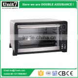 43L Household Electric Baking Ovens Home kitchen appliance toaster 4 slice stainless steel small baking oven                                                                         Quality Choice