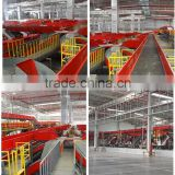 conveyor belt system custom-build automatic sorting machine product sorting machine sorting line