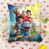 Custom Doraemon pillow case manufacturer printing , customize printed Doraemon pillow case manufacturer