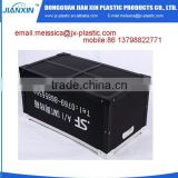 corrugated plastic box container,esd corrugated plastic sheet box, antistatic corrugated crate